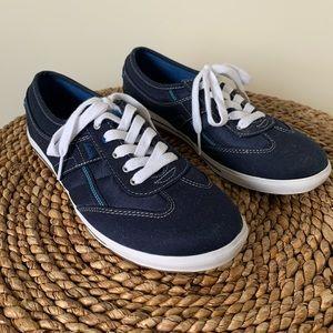 Keds Navy Ortholite Sneakers